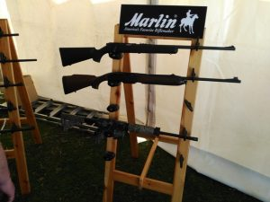 Rifles. Foto: E. Lotina