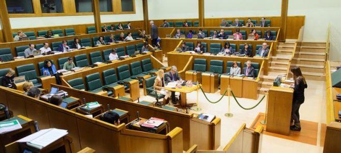 El Parlamento Vasco dice que la caza es 'compatible' con la protección del medio ambiente