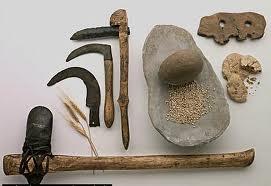 Útiles del Neolítico