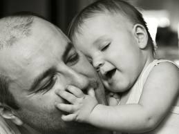 Los curiosos efectos de la paternidad