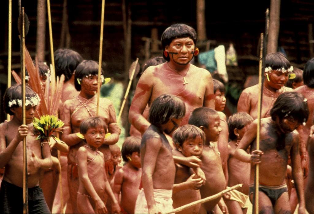 Yanomani (foto: www.survivalinternational.org/)