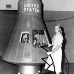 La mujer en la carrera espacial