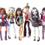 Las Muñecas Monster High, el regalo de esta Navidad