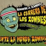 Deportistas vs. zombies, en una carrera terrorífica