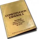 Curiosidades sobre la Constitución de 1978