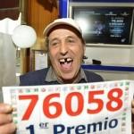 El 'Gordo' que cayó en El Gordo y otras anécdotas de la Lotería de Navidad 2012