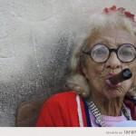 Abuela pasa toda la Nochevieja encerrada en un supermercado