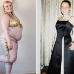 Hace una dieta de 5.000 calorías diarias para ser top model de tallas grandes