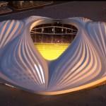 Un estadio con forma de vagina será sede del mundial de Catar 2022