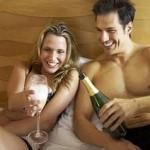 El consumo moderado de alcohol evita problemas sexuales y de erección