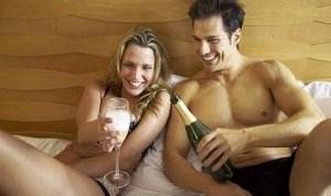 Sexo y alcohol
