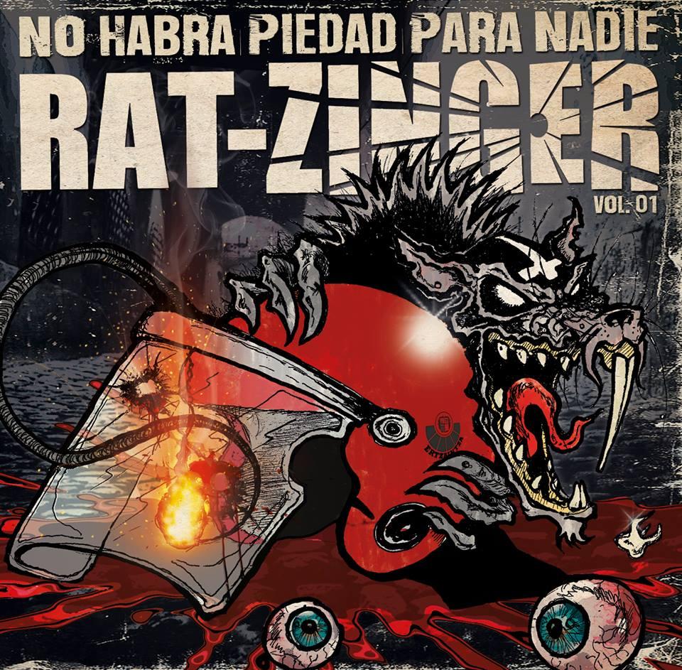 RAT-ZINGER-NO HABRÁ PIEDAD