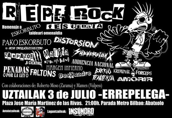 Cartel del RepeRock