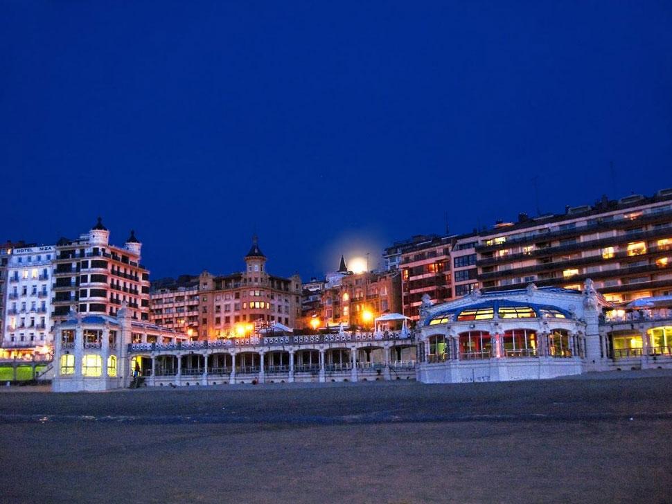 Donostia. Foto: Ana Vitoria