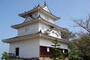 Castillo de Magurame. Foto: japon-city-magurame.