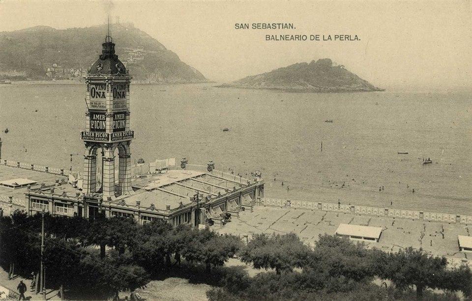 La Perla. Fuente: Biblioteca KMK