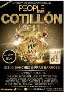 People Cotillon 2013.