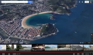 Google Maps. Foto de Donostia-San Sebastián.