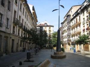 Plaza Sarriegi. Foto: notepierdas.es