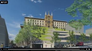 Nuevo proyecto urbanístico para el cerro. Foto: eitbcom