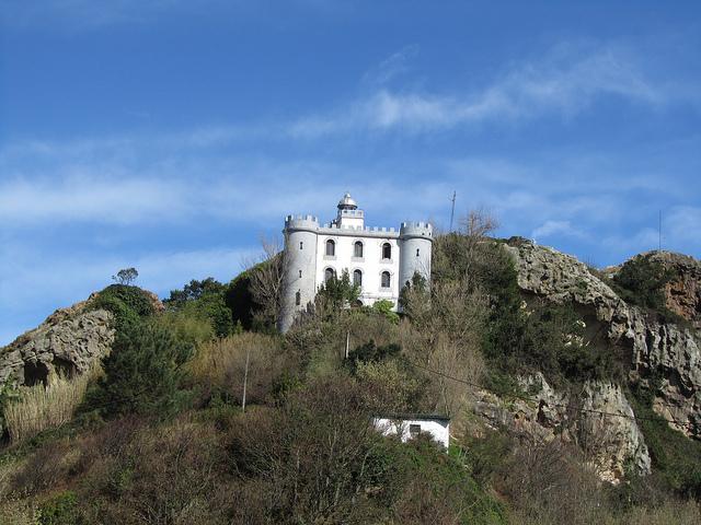 Faro de Ulia. Foto: Consu Digón