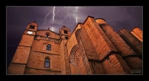 Iglesia de San Vicente. Foto: Estibalitz Ruiz