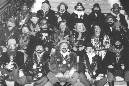 Foto: Asociación Cultural Primitiva Comparsa de Caldereros de la Hungría 1884 Parte Vieja Donostia San Sebastian