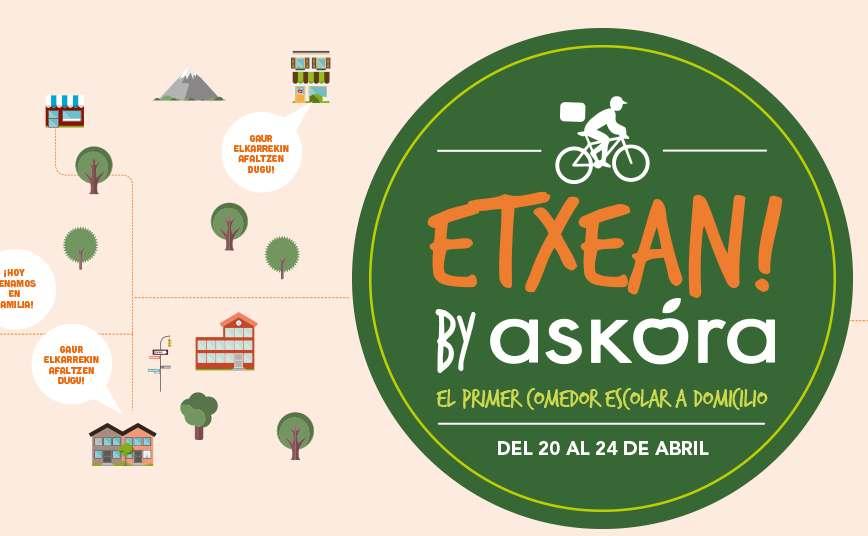 Etxean by askora