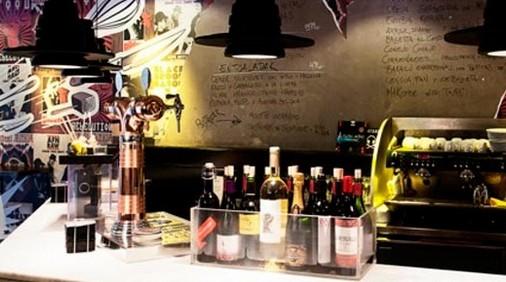 Restaurante A Fuego negro. Foto: afuegonegro.com
