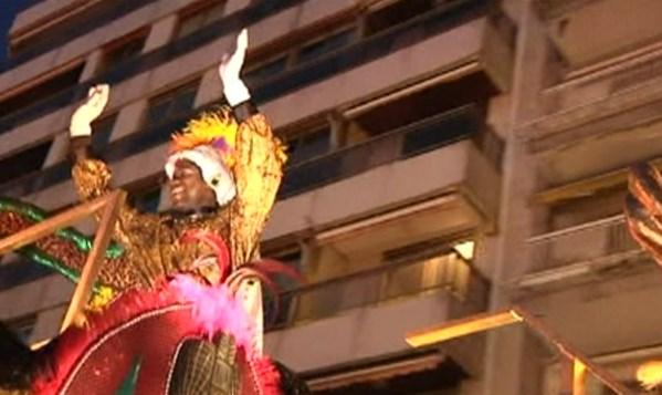 Cabalgata de Reyes en Donostia 2014. Foto: EiTB