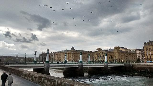 Donostia. Foto: Luis Dadebat