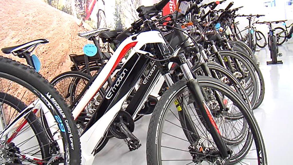 Bicicletas. Imagen de archivo: EiTB