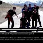 El Conquis 2013: ¿Cómo viajaron hasta Patagonia los participantes?