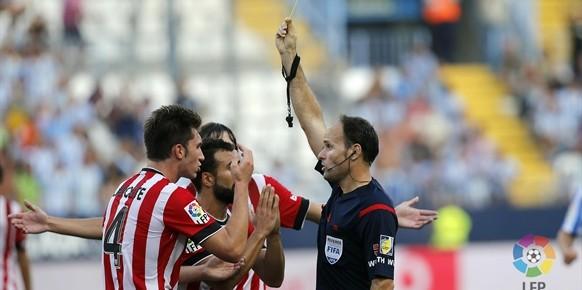Jornada 1: Málaga 1 – Athletic 0