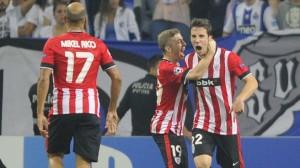 Gol de Guillermo en Oporto