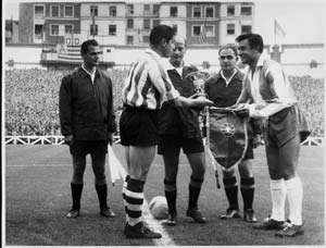 Athletic - Oporto (1956)