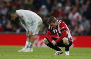 derrota ante el Atletico de Madrid