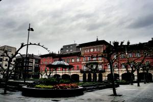 Plaza de Erandio, Fernando Arnaiz