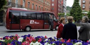 El autobús urbano de Erandio. Foto: Erandio! Busa