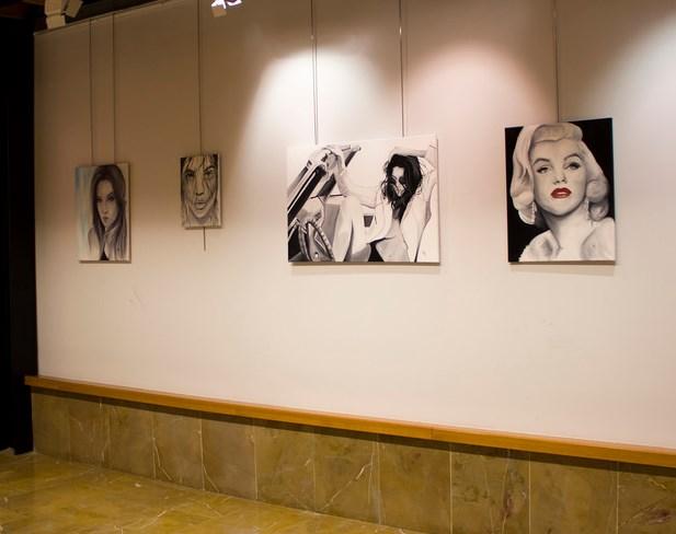 Foto exposición Nagore Rodriguez.