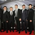 Premiere mundial de la película ''Star Trek 11''
