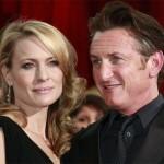 Sean Penn y Robin Wright dan marcha atrás a su divorcio