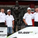 Terminator Salvation en el Gran Premio de Fórmula 1