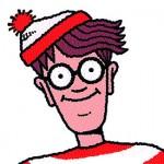 Encuentra a Wally en el cine
