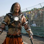 Impresionante imagen de Mickey Rourke en Iron Man 2