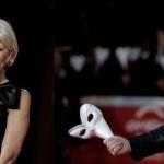 Helen Mirren y Terry Gilliam pasean por la alfombra de Roma
