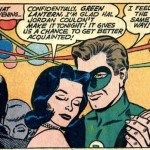 Buscando a la novia de Linterna Verde