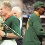Nelson y Winnie Mandela, estrellas de la pantalla