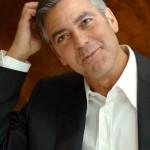 George Clooney dormía junto a una bomba