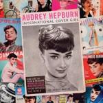 Aundrey Hepburn, en las librerias